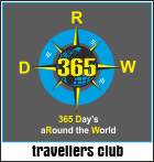 """365 Days aRound the World"" – travellers club"