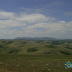Typical view of the plateau